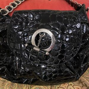 Christian Dior medium shoulder tote